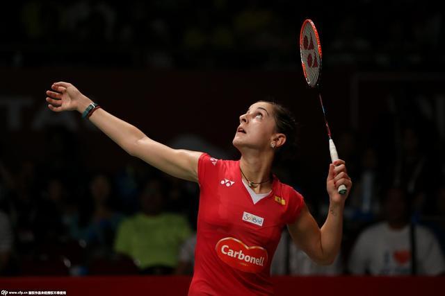 世锦赛决赛马林2-0内维尔 成功卫冕女单冠军