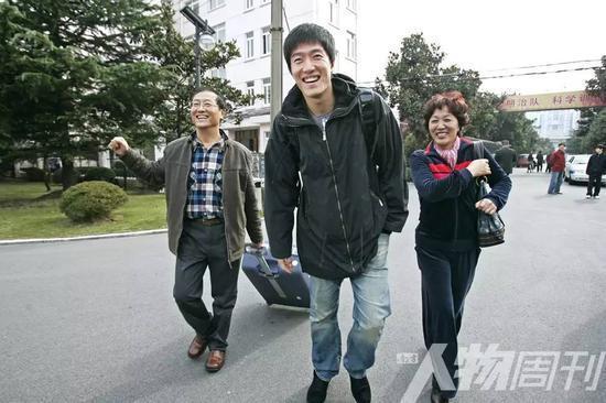 刘翔:很多人把我想得很悲情 但我仍然要感谢