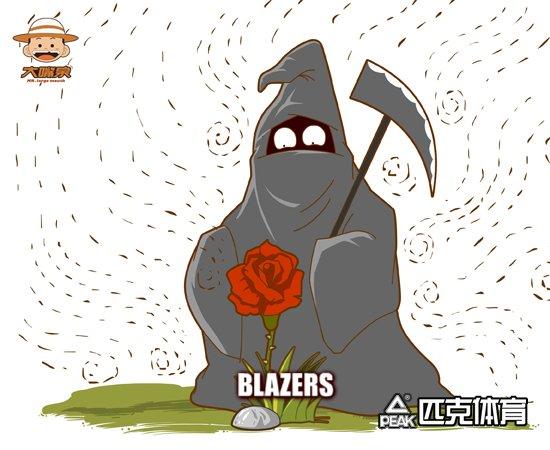 画说NBA之开拓者队赛季前瞻:被诅咒的球队