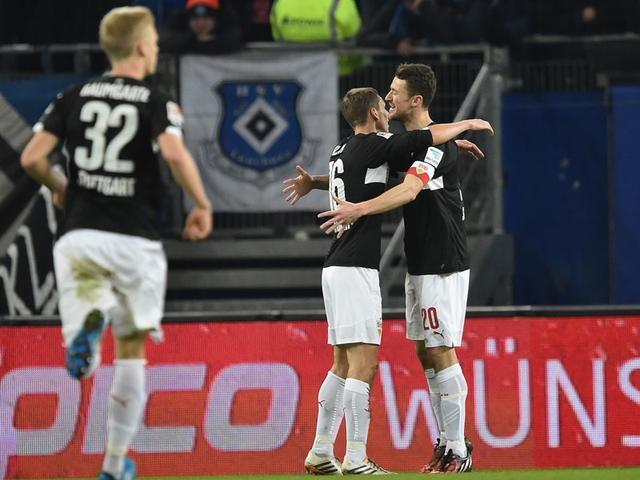 德甲综述-10人斯图力克汉堡 汉诺威2-0胜奥堡