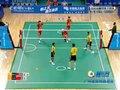 视频集锦:藤球男团小组赛 中国VS马来西亚