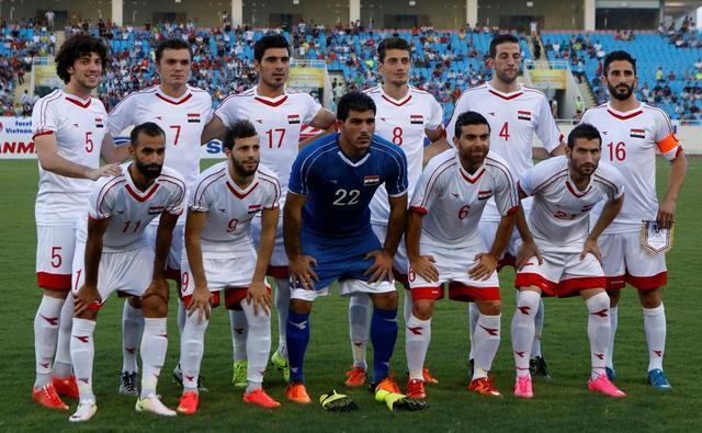 中国叙利亚快递足球_中国叙利亚足球回放_中国对叙利亚足球比赛