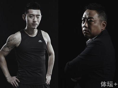 刘国梁忆教练14载一度不适 最艰难时度日如年