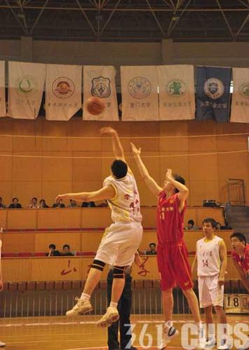 361°CUBS第十六轮:山大主场力克广东工业