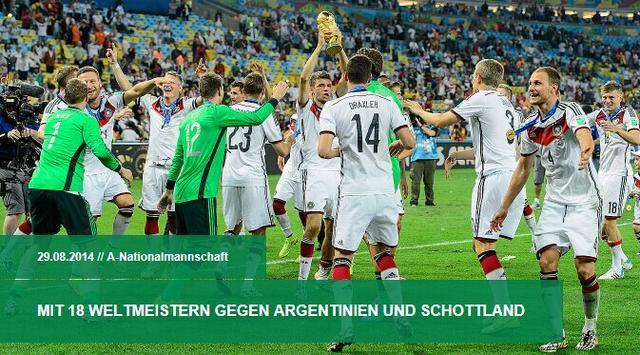 德国21人大名单:世界杯18将入列 罗伊斯回归