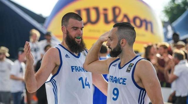 FIBA3X3世界杯次日战况-法国两战全胜显实力