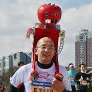 东京马拉松cosplay