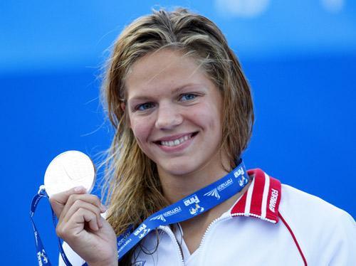 俄罗斯两项游泳世界纪录保持者服禁药被禁赛_体育_腾讯网