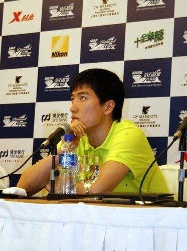 刘翔对手大胆预言跑入13秒10 祝刘翔早日回勇