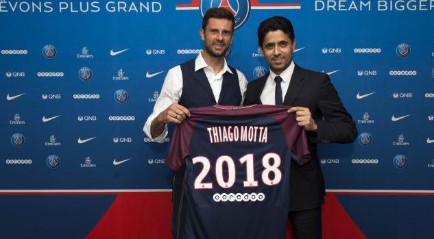 巴黎官方宣布续约中场大将 签约一年或终老PSG
