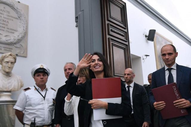 美女市长宣布放弃申奥 罗马连续两届主动弃权