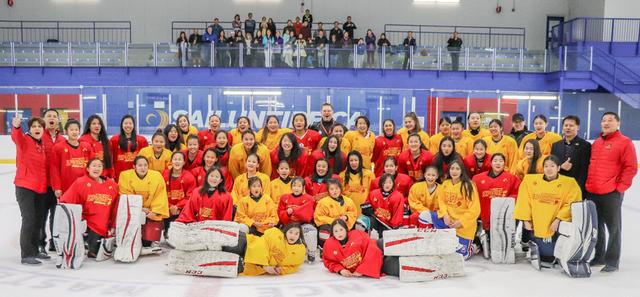 为2022拼了!世界冰球版图第三角会是东亚吗?