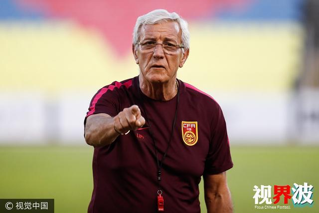 [视界波]中国足球命苦?但我们仍需里皮带下去