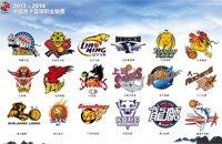 CBA球队logo