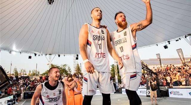 FIBA3X3欧洲杯5大看点 塞尔维亚能否延续连胜