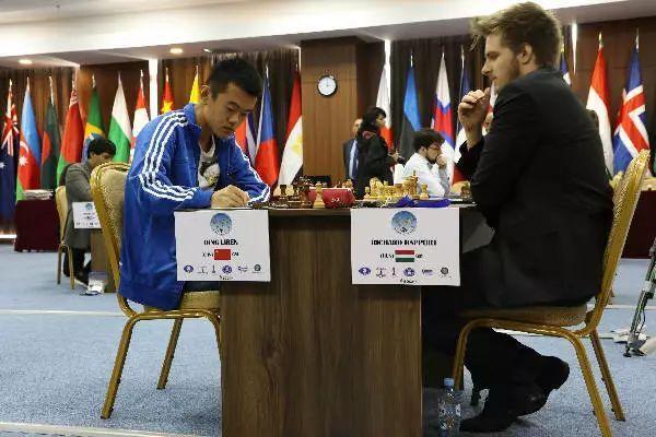 国际象棋等级分:卡尔森居首 丁立人升至第11