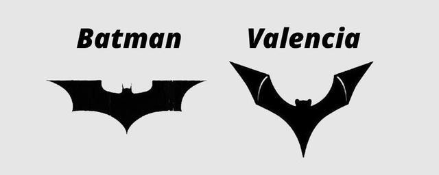 冤枉!漫画巨头起诉瓦伦西亚 称蝙蝠LOGO侵权