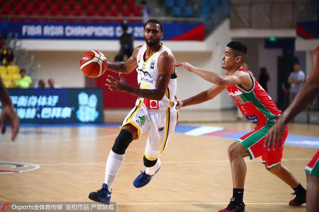 篮球亚冠-阿尔利雅得首秀61分大胜 杜比20分