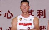 广东男篮新赛季官方写真