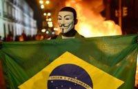 巴西骚乱:反世界杯 更反腐化