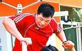 蔡斌时期带队训练