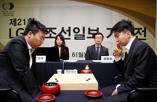 LG杯党毅飞夺冠获3亿韩元 中国第17位世界冠军