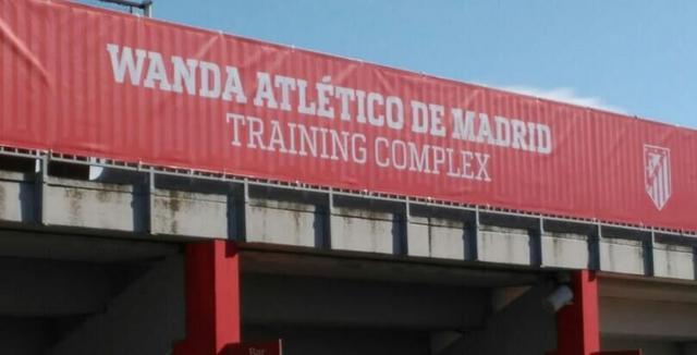 王老板威武! 马德里竞技训练基地更名为万达