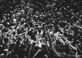 耐克篮球推出詹姆斯广告短片 TOGETHER图片