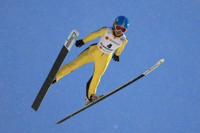突破!中国女子跳台滑雪运动员首次打进冬奥会