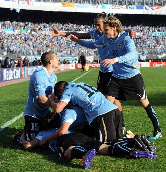 乌拉圭第15冠南美王! 在死敌心脏第三度登基