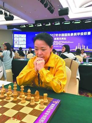 55岁女子象棋大师重返赛场 叶江川:盼望参赛