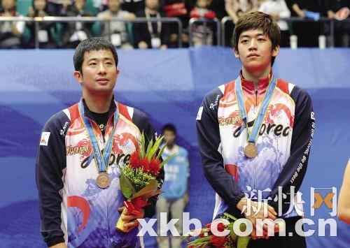 韩国运动员收获爱情金牌 郑在成明年将结婚