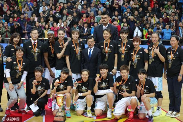 北京女篮夺冠市政府发贺电:望全市学习女篮