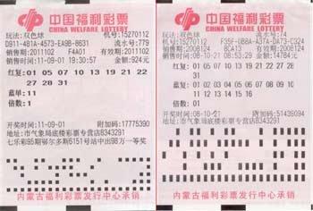 内蒙古男子克隆08年大奖号 喜获双色球602万