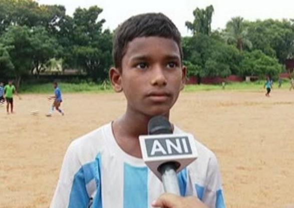 梦想启程!印度11岁少年入选拜仁青训营