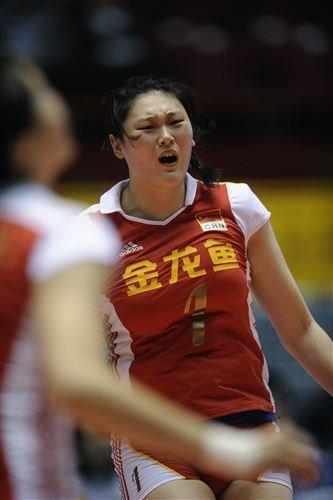 中国女排0-3负波兰 获第10创世锦赛历史第2差
