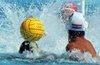 水球竞赛规则