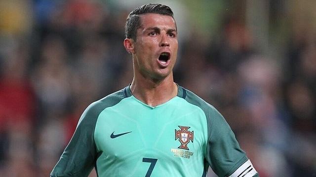 C罗透露三大足球偶像 坚信葡萄牙必夺欧洲杯