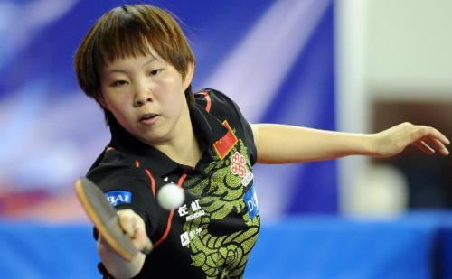 乒乓亚洲杯抽签:朱雨玲战平野 林高远遇水谷