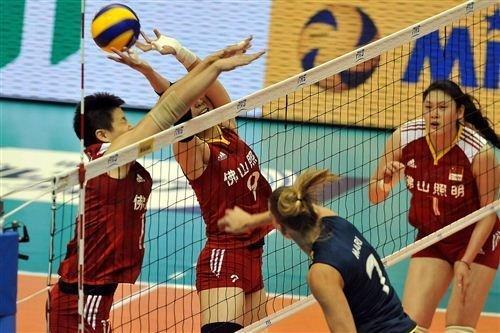 女排决胜局领先3分遭逆转 2-3巴西无缘四连胜