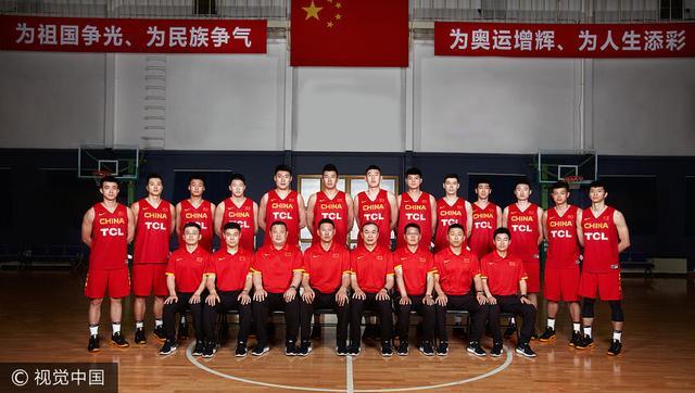2017斯杯赛程公布 男篮红队19日首战克罗地亚