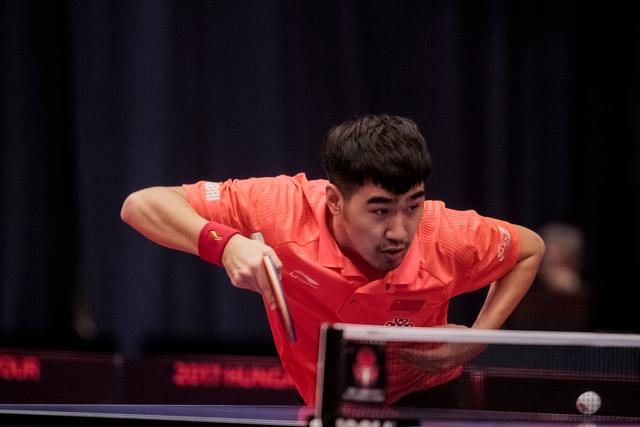 全运会乓乓球资格赛种子公布 闫安领衔男单