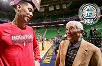 首个亚裔球员 日裔美国人创历史