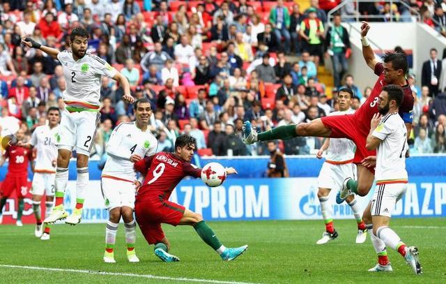 联合会杯-葡萄牙加时2-1墨西哥 佩佩补时救主