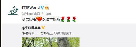 奥运冠军李晓霞公布恋情 男友是辽宁男队教练