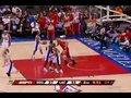 视频:姚明少见霸气时刻 暴扣篮筐后直瞪对手