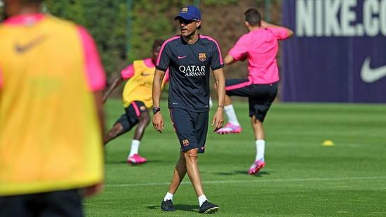 Barcelona in July to start warm-season schedule to the United States tyrannical Lien