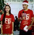 冯潇霆爱妻:做公益回馈社会 和他平淡走一辈子