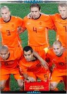 荷兰队三夺世界杯亚军非常悲剧