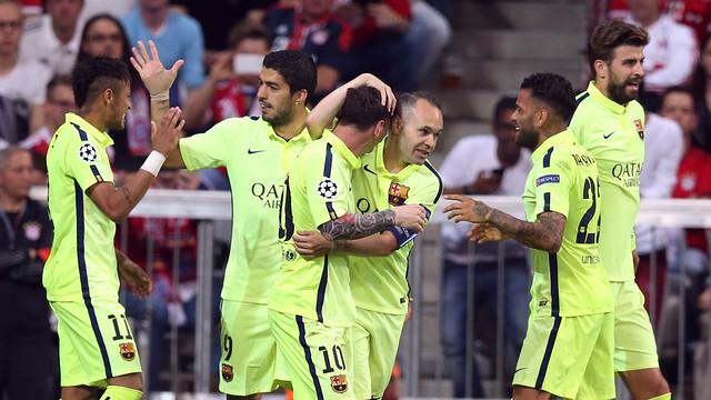 Barcelona players also need to continue efforts to know